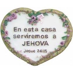 En esta casa serviremos a JEHOVA
