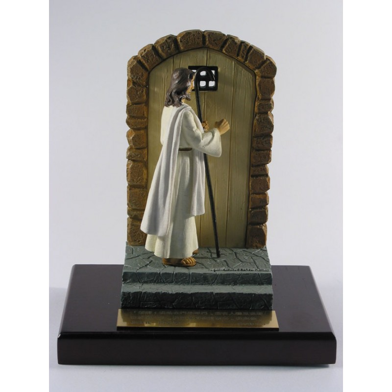 Jesus Knocking At The Door - Color  sc 1 st  Sunshine Bookstore : jesus door - Pezcame.Com