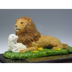 Lion & Lambs - Color