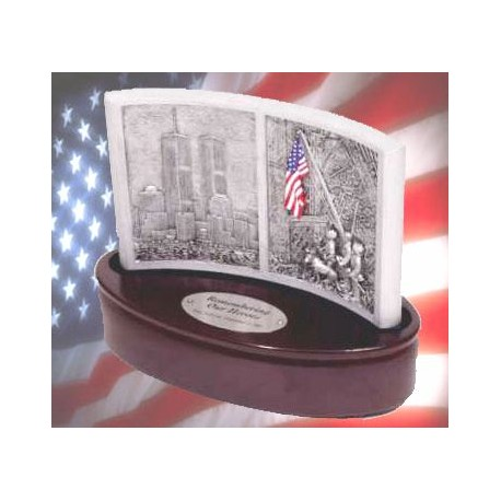 """""""Remembering Our Heroes"""" - Commemorative Music Box"""