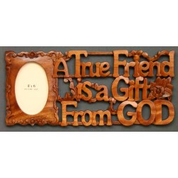 <font size=2>A True Friend is a Gift From God</font>
