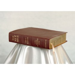 <font size=2>NET Bible Genuine Leather (First Edition) with cd</font>