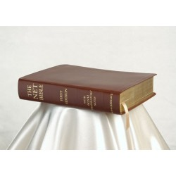 <font size=2>NET Bible British Tan Leather (First Edition) with cd</font>
