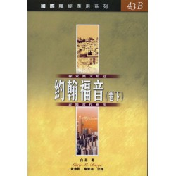 <font size=2>The NIV Application Commentary – John (Volume 2) (Traditional Chinese Translation)</font>